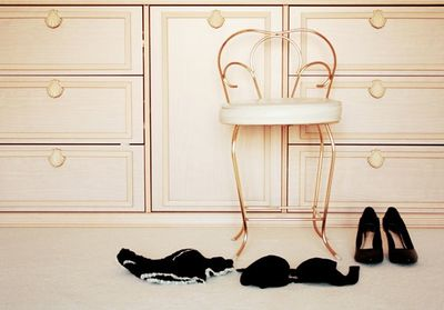 Drawers-Lingerie-Shoes-flickr