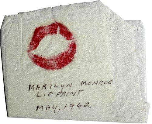 MarilynMonroeLipPrint
