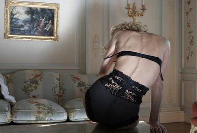 Eva Herzigova by Jannis Tsipoulanis-FashionGoneRogue