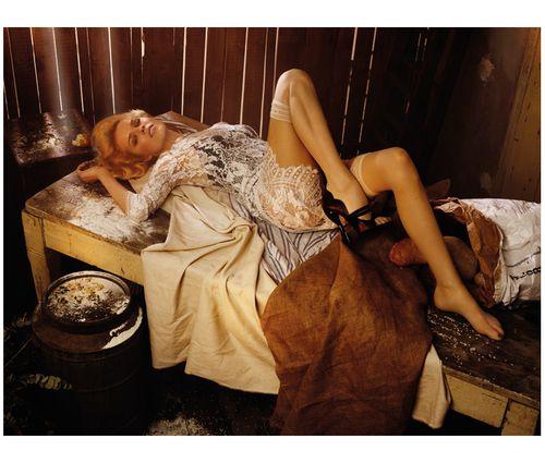 Eva Herzigova by Giampaolo Sgura El Pais Moda March 2010-3