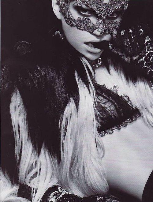 Masquerade-by Karen Collins in Numero Magazine
