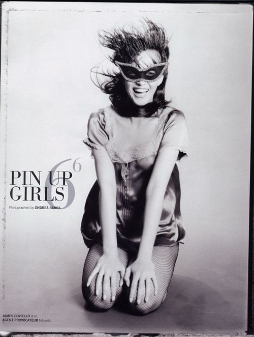 Pin upGirlsZink October 2003Ondrea Barbe