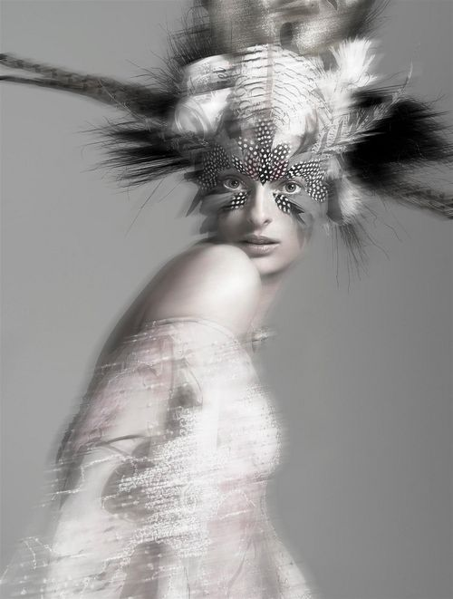 Linda-by Steven Meisel