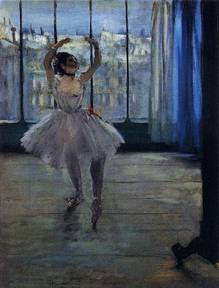 Degas_Edgar_Dancer_At_The_Photographers_1875