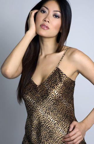Cheetah cami