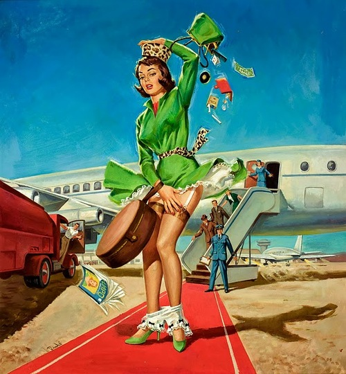 Pinup travel