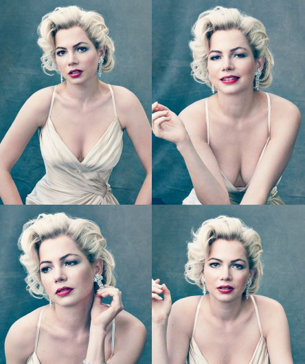 Michelle-williams-marilyn-monroe-vogue