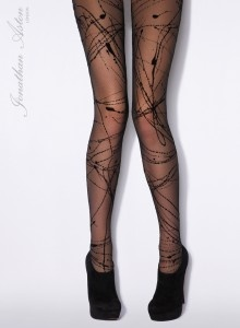 Jonathan aston jackson pollack tights